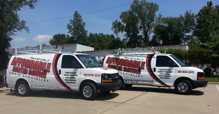 Affordable Rooter Service | Central Arkansas